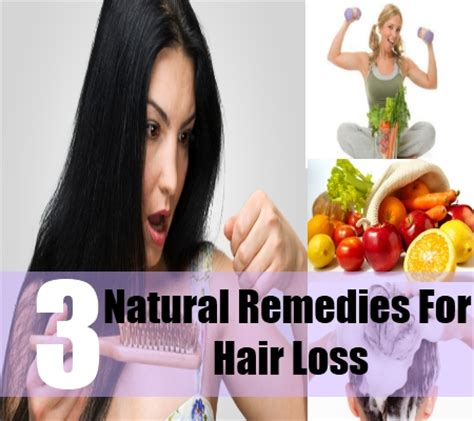 Natural Remedies For Hair Loss  How To Prevent Hair Loss