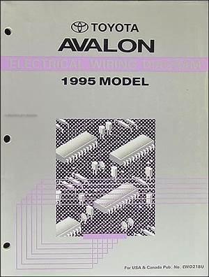 1995 Toyota Avalon Wiring Diagram Original 24443 Getacd Es