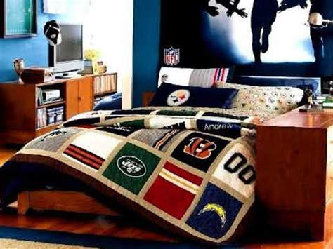 soccer bedroom ideas football bedroom decorating ideas football bedroom ideas 13359 | hqdefault