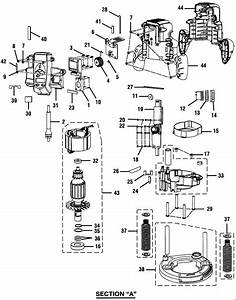 Craftsman 315175170 Router Parts