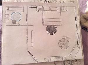 1 4 Scale Graph Paper How To Draw A Floor Plan To Scale 13 Steps With Pictures