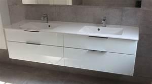 meuble de salle de bain design et intemporel atlantic bain With salle de bain design avec meuble de bain