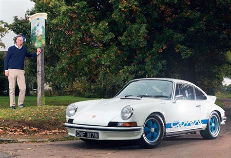 Epic Porsche 911 Carrera Rs 2.7 Restoration
