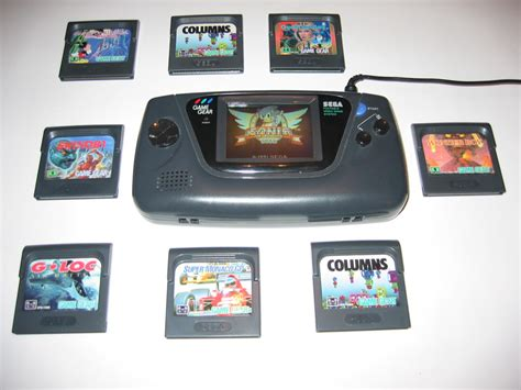 Game Gear Sega Gamegear Marc S Realm