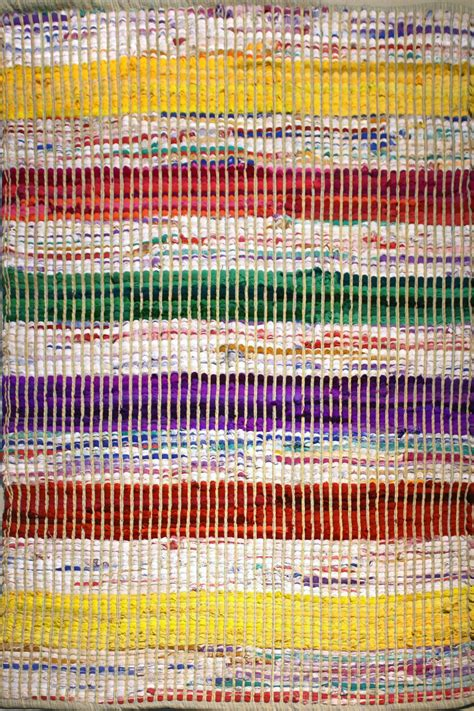 Southland Flooring Supply Okc by 28 Fab Multi Colour Indian Chindi Cotton Rag Rugs