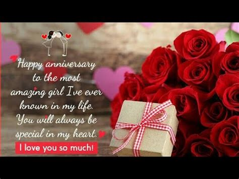 happy wedding anniversary special whatsapp status