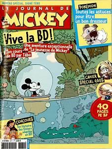 Le Journal De Mickey Abonnement : le journal de mickey n 3371 abonnement le journal de mickey abonnement magazine par ~ Maxctalentgroup.com Avis de Voitures