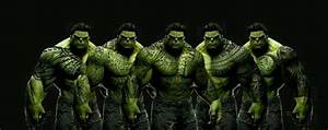 Samoan, Tribal, Tattoo, On, Hulk