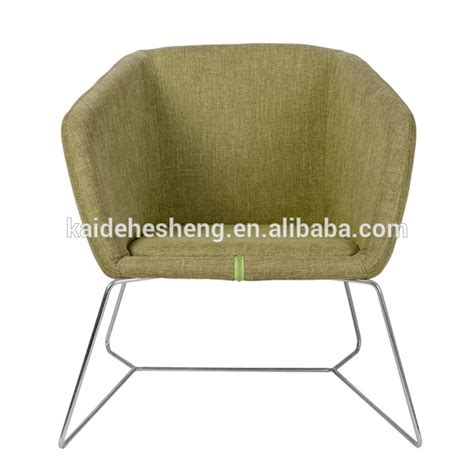 chair with soft cushion plastic chair with wooden leg