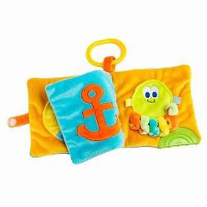 Livre D éveil : sous l 39 oc an livre d 39 veil orange bleu de formula baby livres d 39 veil aubert ~ Teatrodelosmanantiales.com Idées de Décoration