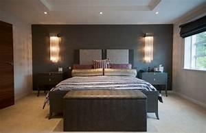 Wandlampen Für Schlafzimmer : lampen und leuchten die platz sparen montieren sie eine wandlampe ~ Markanthonyermac.com Haus und Dekorationen