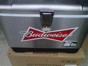 Bud Light Nfl Cooler Brewery Antique Price Guide