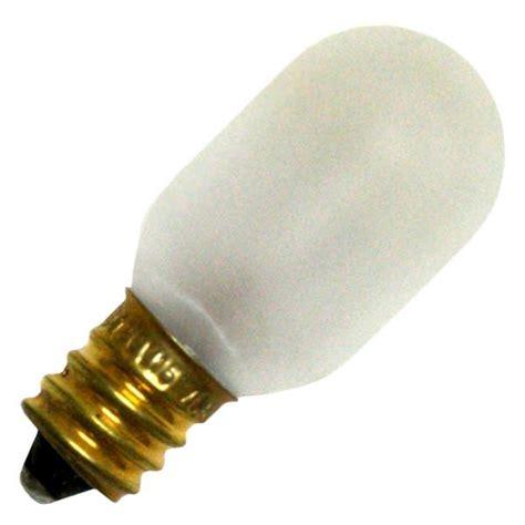 exit light bulbs bulbrite 706015 15t7f candelabra base exit light