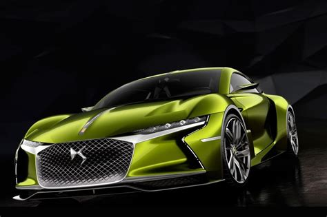 ds  tense electric sports car concept cartaverncom