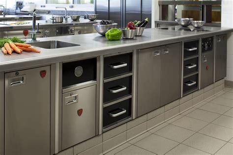 cuisine professionnel fourneaux modulables pour optimiser les surfaces bar expert