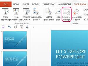 How to Make a PowerPoint Presentation Play Automatically ...
