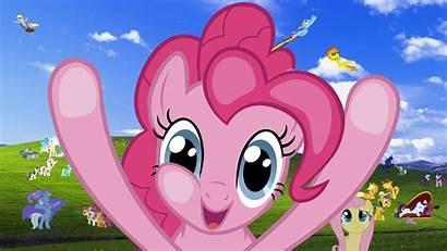 Pony Windows Pie Pinkie Version Pc Wallpapersafari