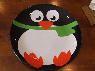 neighbor  teacher christmas gift idea cookies  santa plate  cookies keeping  simple