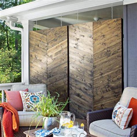 home dzine garden diy privacy screen for patio or balcony