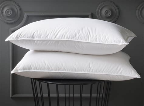 des oreillers oreiller naturel haut de gamme duvet d oie