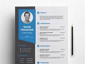Resume Paper Template Free Resume Template Download With Cover Letter 2020