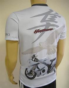 T Shirt Suzuki : suzuki hayabusa t shirt with logo and all over printed picture t shirts with all kind of auto ~ Melissatoandfro.com Idées de Décoration