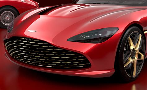 Aston Matin Car : Aston Martin Dbs Gt Zagato, 2019 Honda Civic Type R, 2020