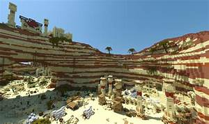 The Making Of Valley Of Kings Minecraft