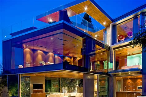 lemperle glass house residence    home lovers