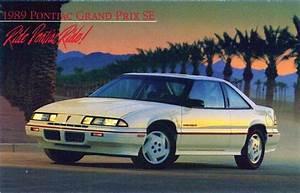 1989 Pontiac Grand Prix Se Coupe