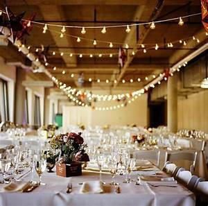 Guirlande Lumineuse Mariage : d coration du plafond du mariage ~ Melissatoandfro.com Idées de Décoration