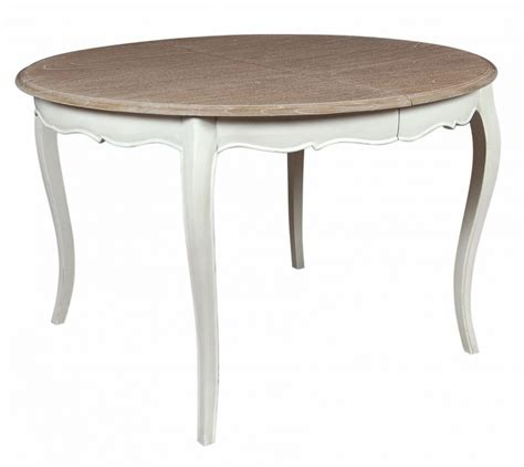 white wood round dining table furniture chic white cornwall pedestal dining room table