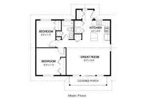 Simple House Floor Designs Ideas by Simple House Plans With Two Bedrooms Magruderhouse