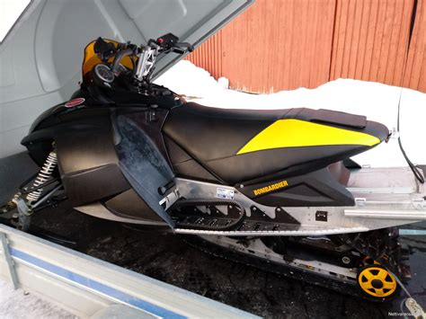Snowmobiles Parts, Trailers
