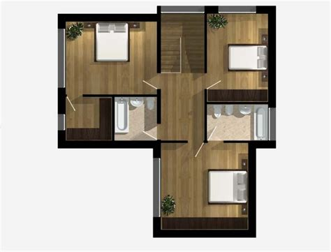 Floor Master House Plans by Two Story House Plans With Master On Floor