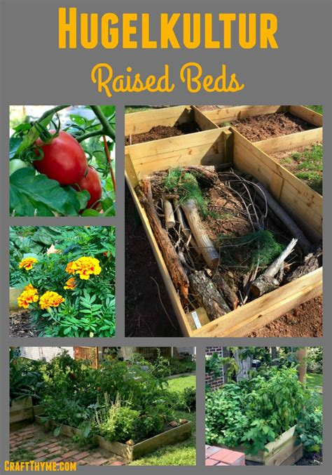 Hugelkultur Raised Beds by How To Build A Hugelkultur Raised Bed And Why You Should