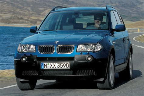 X3 Modification by Bmw X3 2 5i 192 Hp Pictures Photos Information Of
