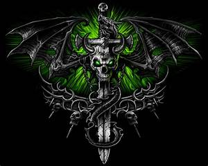 dragon skull by nightrhino on DeviantArt