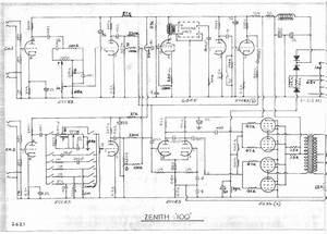 Selmer Zenith 100w Amplifier Schematic