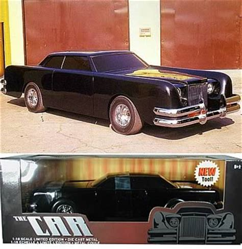 the car killer lincoln from the car 1 18 scale die cast rc2