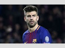 Gerard Pique All You Need To Know About The Spanish