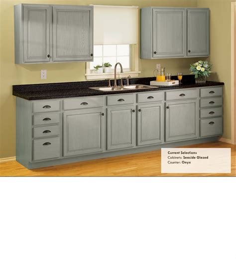 rustoleum cabinet transformations seaside seaside glazed onyx counter the dark counter kind of
