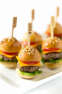 Perfect Party Appetizer: How to Make Mini Cheeseburgers ...