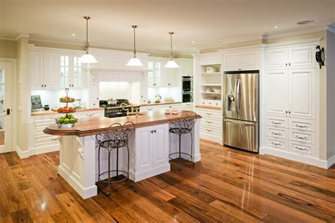 Hamptons Style Kitchen   Country   Kitchen   Melbourne
