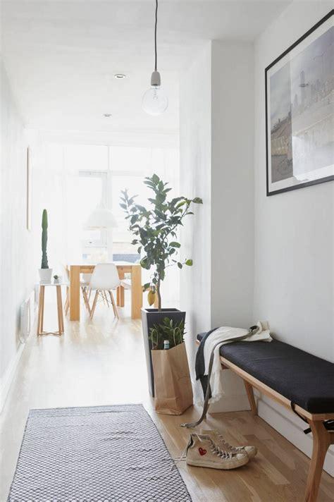 Sitzbank Flur Skandinavisch sitzbank f 252 r den flur 19 ideen im skandinavischen stil