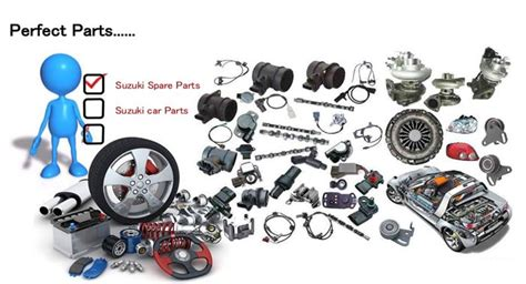 Suzuki Cars Parts by Suzuki Spare Parts What Makes Original Parts Better Than