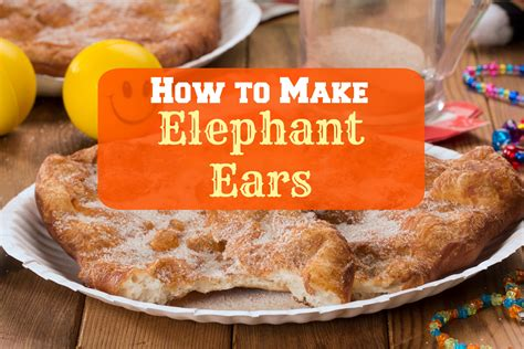 elephant cuisine how to elephant ears mr food 39 s