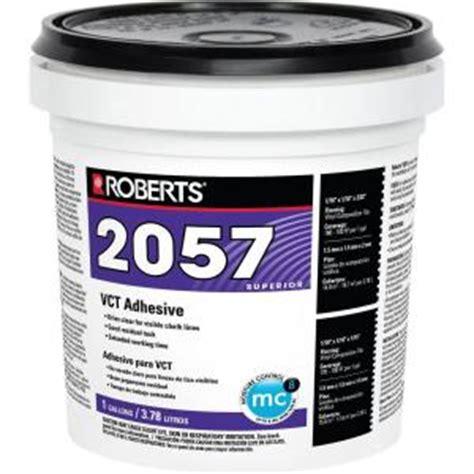 Mastic Tile Adhesive Home Depot by 1 Gal Premium Vinyl Tile Adhesive 2057 1 The