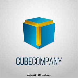 Cube logo Vector | Free Download