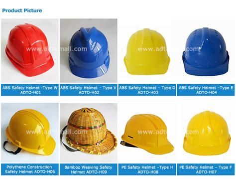 Abs Safety Helmet -type W Adto-h01